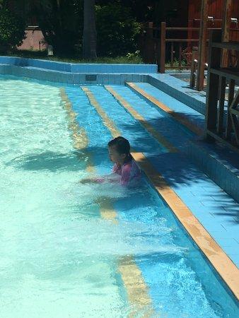 Beihai, Chine : 地理位置非常好,靠近侨港风情街,有泳池,有沙滩