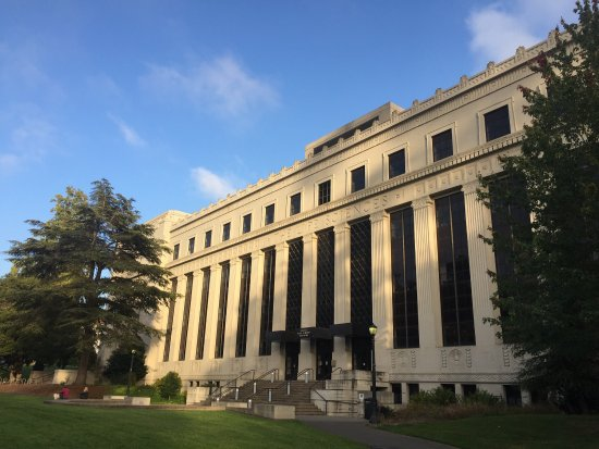 University of California, Berkeley: Nice whether, nice campus
