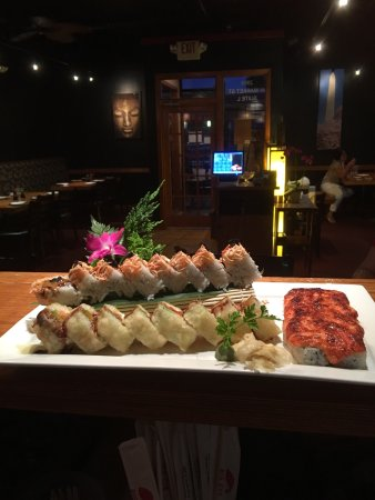 Fairlawn, OH : Big Eye Sushi