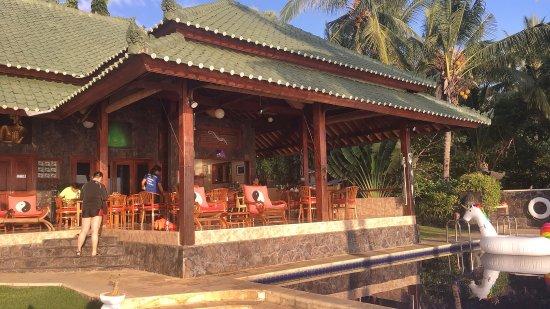 Kubu, Endonezya: 巴厘岛阿尔巴潜水度假村别墅