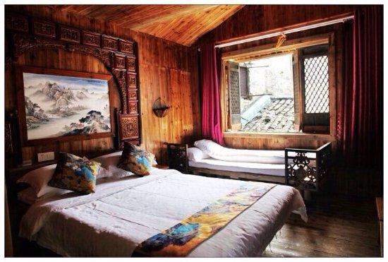 Laojie Xi'an Villa Tingyuan Inn