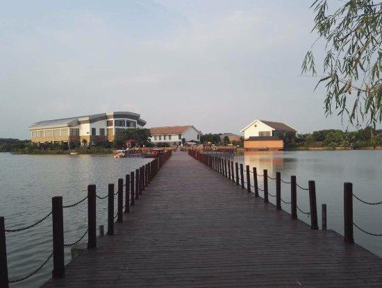 Shanghai Zhigen Xuelanghu Resort Photo