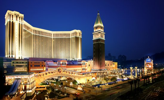 The Venetian Macao Resort Hotel: 澳门威尼斯人