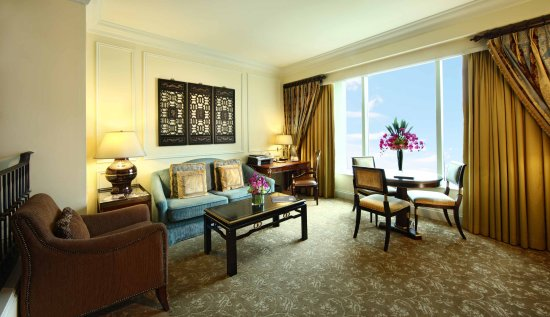 The Venetian Macao Resort Hotel: 皇室套房