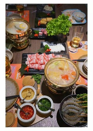 Faigo Hot Pot (DaNing GuoJi)