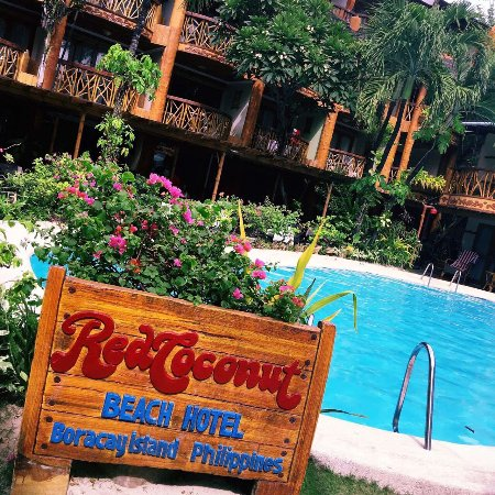 Red Coconut Beach Hotel: 酒店位置、环境都很不错。短暂却有深刻印象的旅行,带着期待的心去了,慢慢的收获和回忆归来…定归来