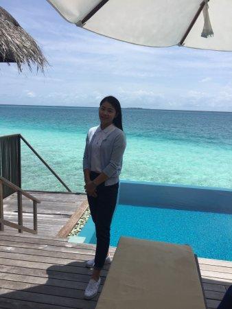享受浪漫之旅 马尔代夫芙花芬岛