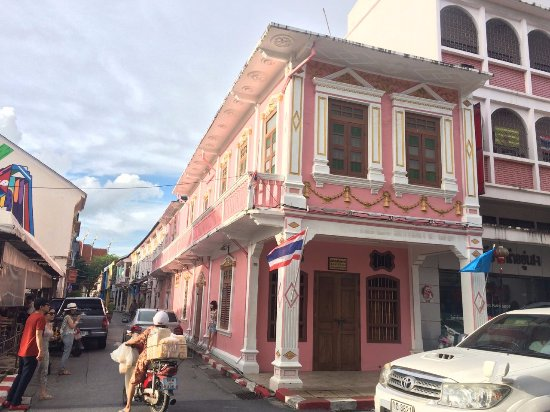Пхукет, Таиланд: Phuket old town