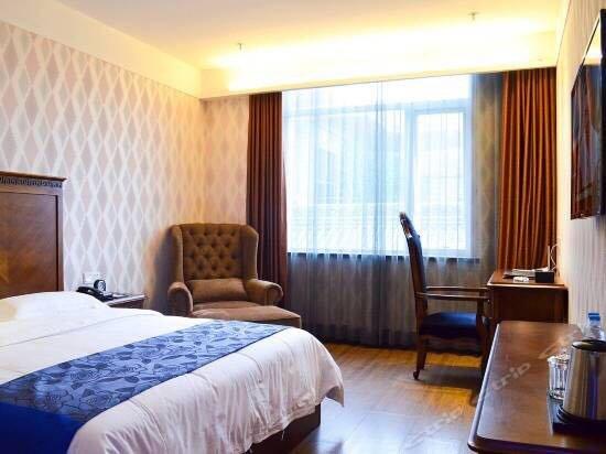 뤄양 왕푸 제이드 맨션 호텔