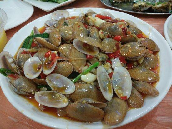 Chongqing Yingjie Eatery: 香辣芒果螺