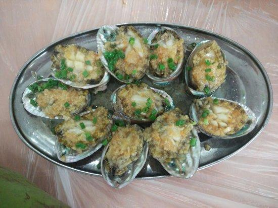 Chongqing Yingjie Eatery: 蒜蓉鲍鱼