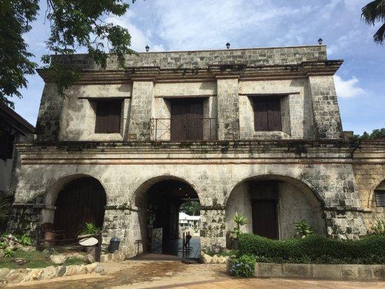 Fort San Pedro: 圣佩特罗堡