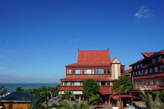 Beihai, Cina: 酒店外观