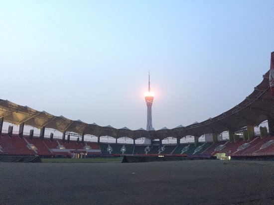 Qinghuayuan Stadium
