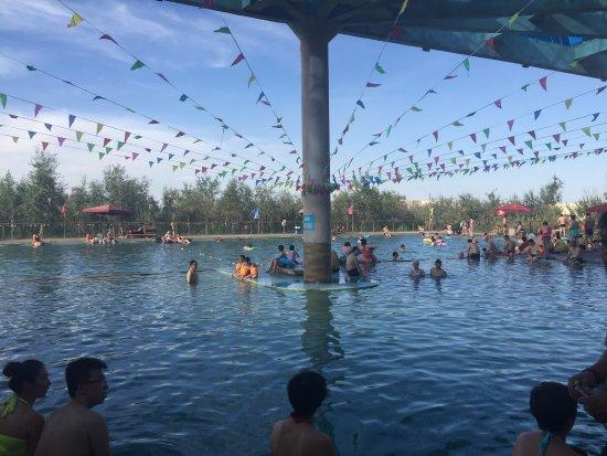 Jimsar County, China: 古海温泉