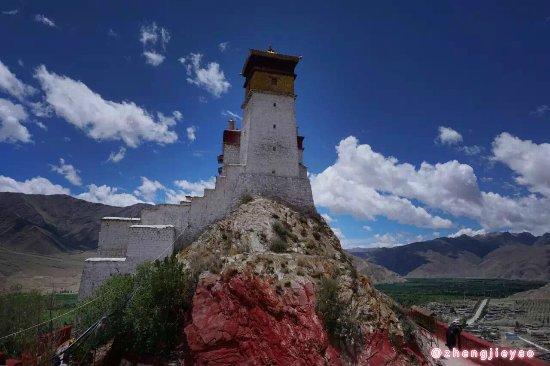 Nedong County, Kina: 肃穆的气氛