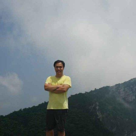 Jiujiang, Cina: 我在五老峰顶
