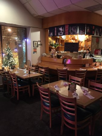 New Ownership.This is  best sushi place in Rutland of VT, I have been there many times ,It takes