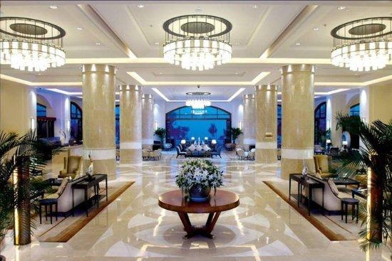 Haikou, Cina: 酒店大堂