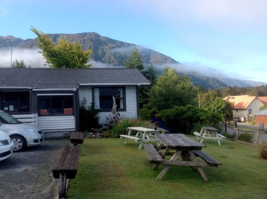 Ivory Towers Backpackers Lodge : 公用区域