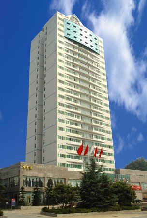 Yichang Three Gorges Project Hotel: 酒店外观