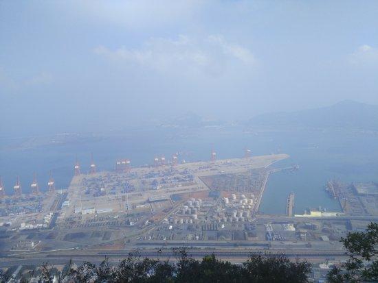 Lianyungang, China: 俯瞰连云港