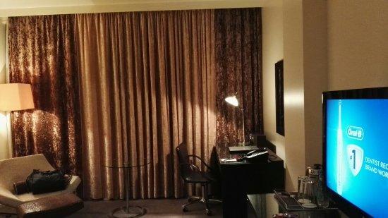 倫敦金絲雀碼頭希爾頓酒店照片