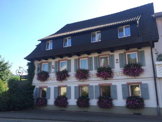Waldkirch, Alemania: Hotel-Restaurant Hirschenstube Buchholz