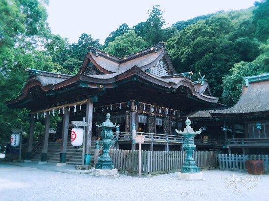 Kotohira-cho, Japón: 金刀比罗宫本殿