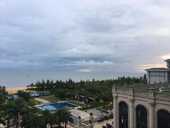 Haikou, Kina: 酒店花园照片