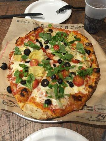 Lotsa Stone Fired Pizza