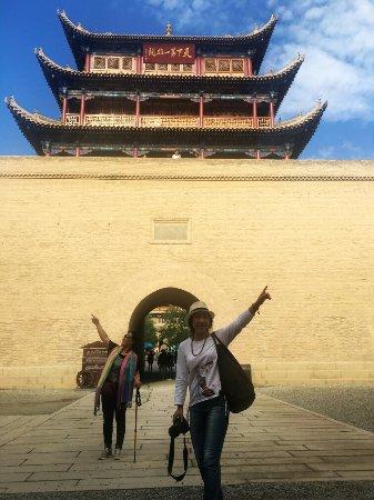 Jiayuguan, China: 嘉峪关关城