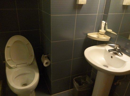 Mianyang, Cina: 卫生间
