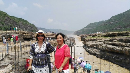 Ji County, Chiny: 壶口瀑布