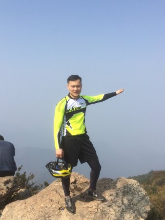 Scenic Spots of Miaofengshan: 啊啊啊... 成功登顶