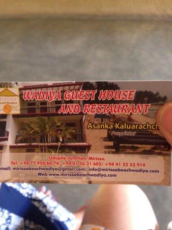Wadiya Guesthouse : photo0.jpg