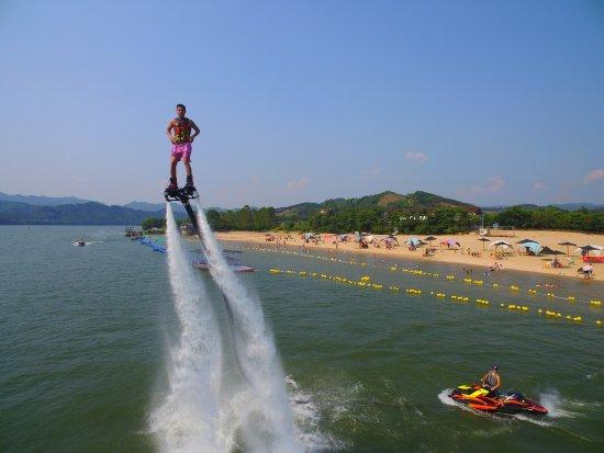 Yingde, China: 大樟沙滩度假村