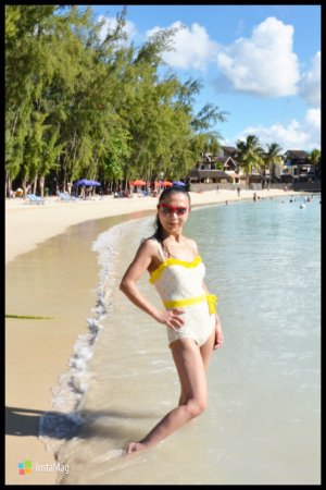 Pereybere Beach: 毛里求斯的大湾
