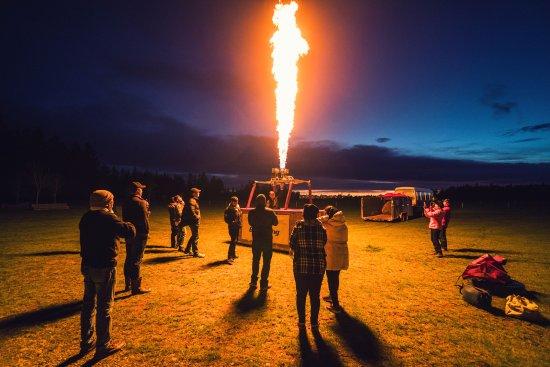 Darfield, Новая Зеландия: Ballooning Canterbury