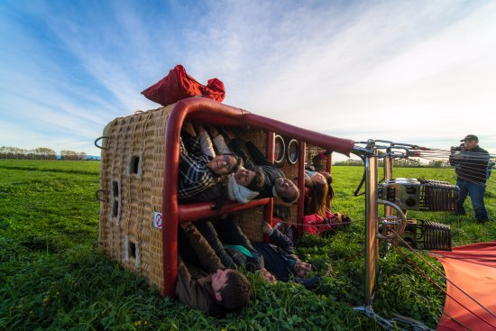 Darfield, นิวซีแลนด์: Ballooning Canterbury