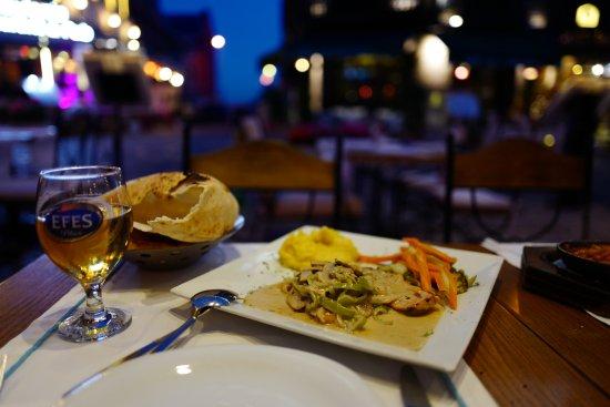 Albura Kathisma: 奶油咖喱鸡
