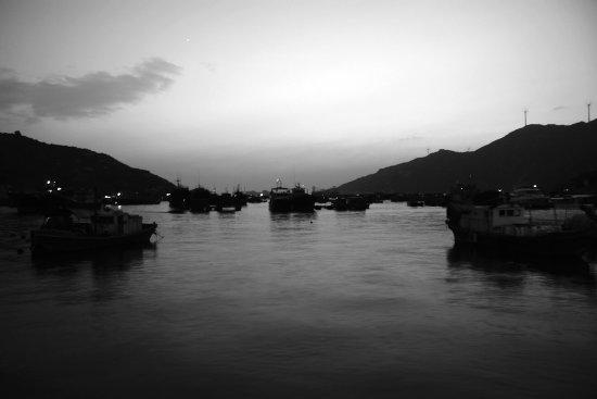 Taishan, Cina: 江门上川岛