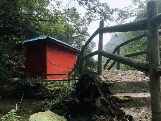 Jiujiang, Çin: 马尾水