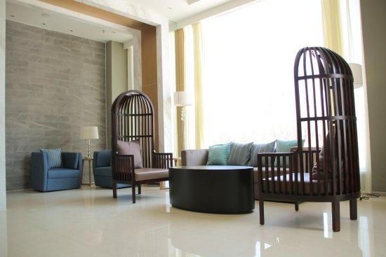 Linzhou, Китай: 时尚的鸟笼造型沙发椅