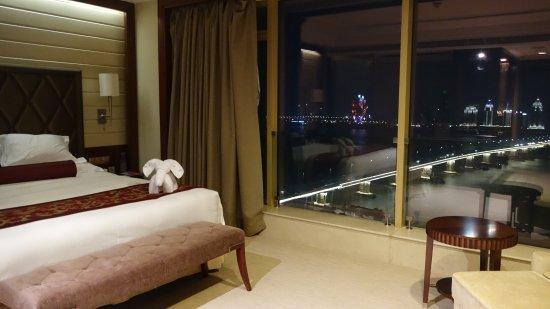 Наньчан, Китай: 提前准备好的 这个该叫什么?。。毛巾象?