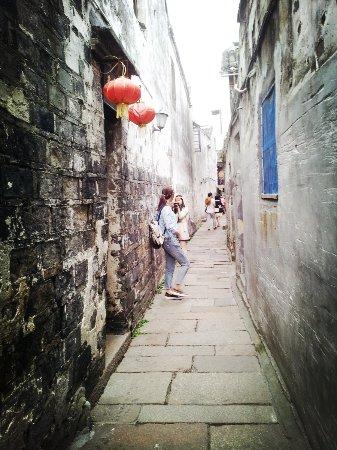 Jiashan County, Chiny: 西塘古镇