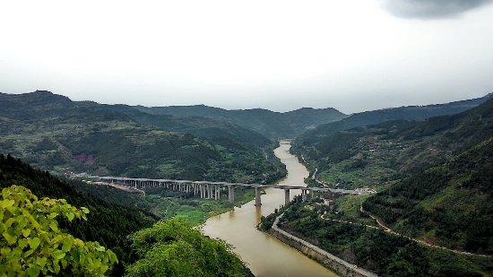 Jintang County, China: 苏家湾天主教堂