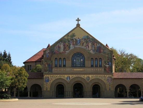 Palo Alto, CA: 那个著名的教堂
