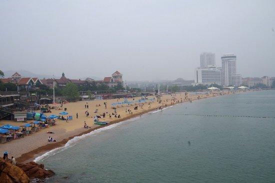 No.1 Bathing Beach: 第一海水浴场