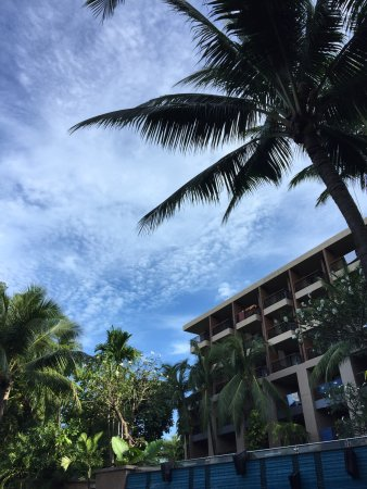 Novotel Phuket Kata Avista Resort and Spa: 酒店床很大,双床间的床都很大。